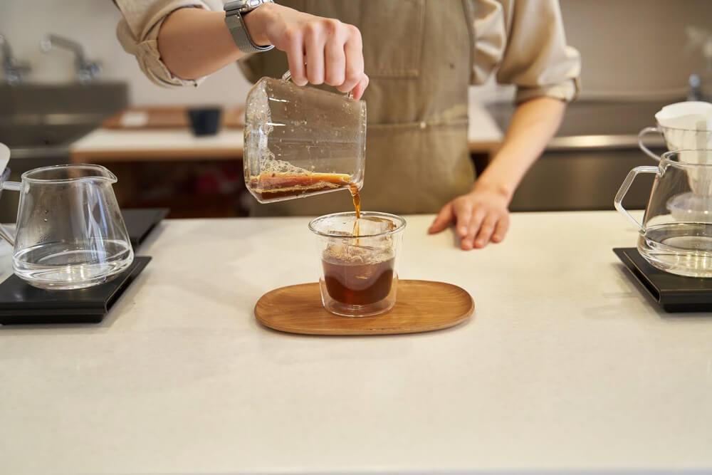 アイスコーヒー イメージ