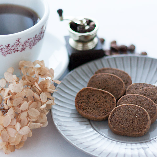 コーヒークッキー サムネイル