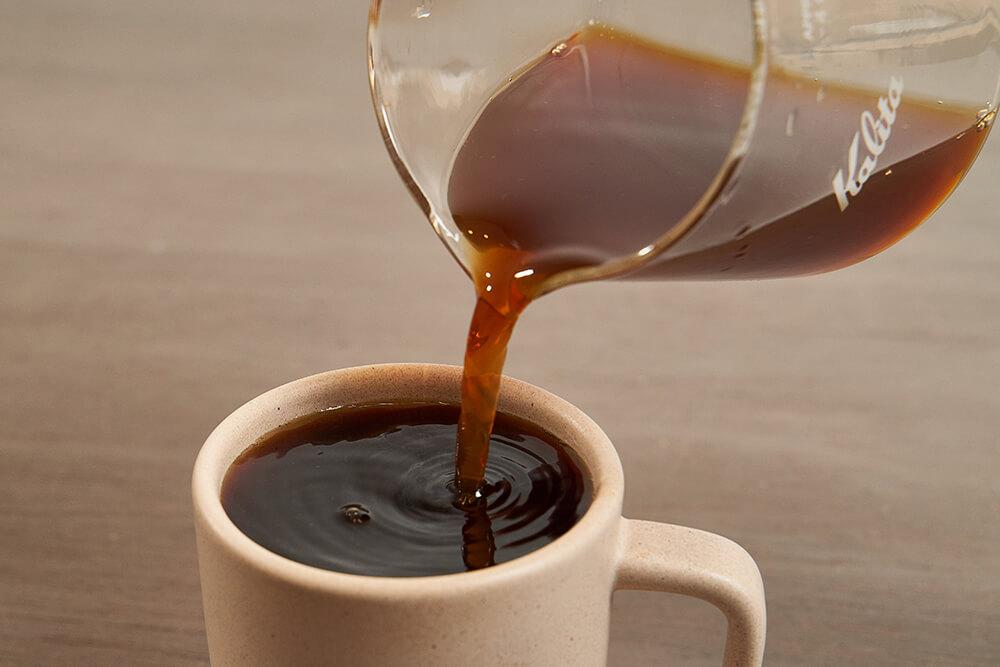 カリタ コーヒーサーバー イメージ